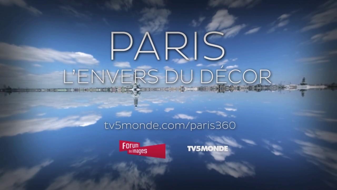 Paris L Envers Du Decor Bande Annonce Youtube