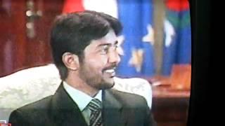 Ahmadiyya Presented Donation to Community Chest Fund