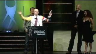 D.I.C.E. Summit 2009: 12th Annual Interactive Achievement Awards Montage