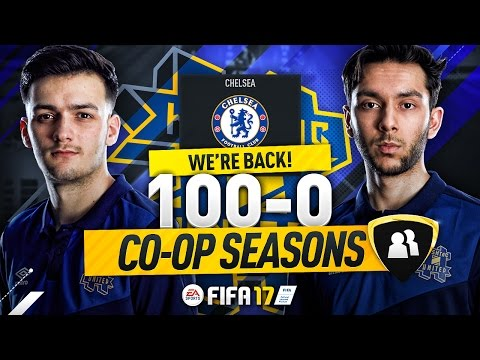 HASHTAG UNITED 100-0 CO-OP SEASONS w/ HASHTAG HARRY! WE ARE