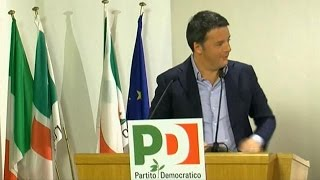 Italys PM Renzi resigns, opening up speculation on the new government