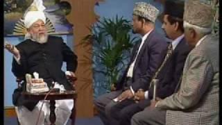 The Similarities Between Hadhrat Isa (as) and the Promised Messiah (as) (Urdu)