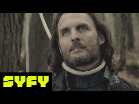(SPOILERS) Bitten Clips S3E10 'Good Death/Bad Death' | SYFY