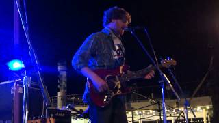 """Ozma performing """"Spending Time"""" aboard the Weezer Cruise Jan. 2012."""