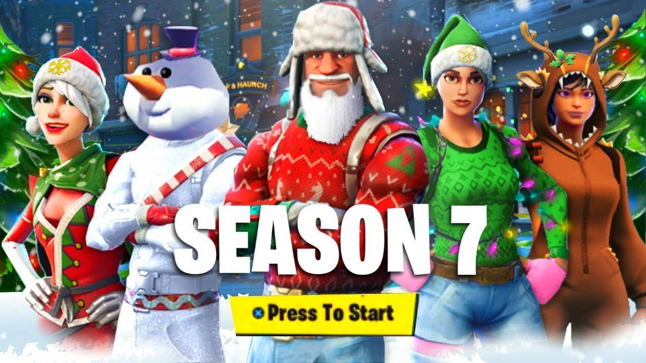 New Season 7 Leaks And Rumours Fortnite Battle Royale Youtube