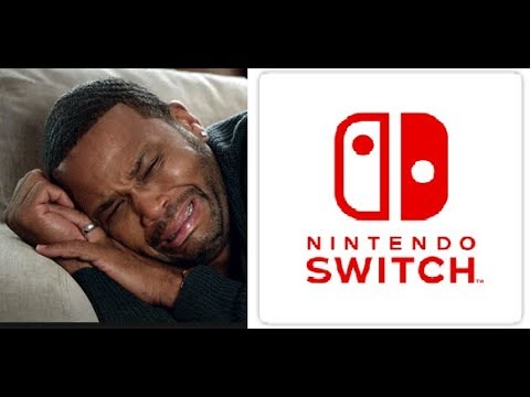 The Next 60 Days Will Be Rough For Nintendo Switch Owners