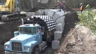 Как сегодня строят арочный тоннель
