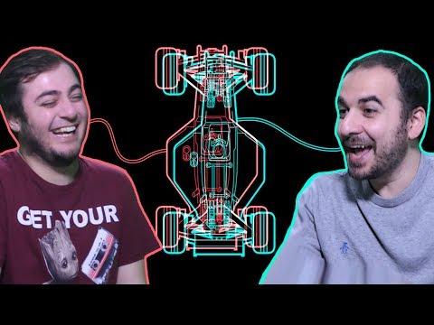 2 Sürücü 1 Araba! Trackmania Çift Yarışçı Modu