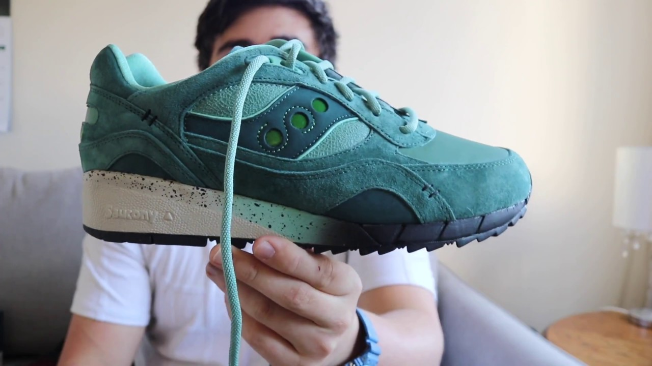 new style dd59a ffb97 Feature X Saucony Shadow 6000