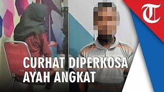 Siswi SMA Di Manado Diperkosa Ayah Angkat, Berawal Dari Curhat Hingga Pelaku Ikut Antar Ke Polisi