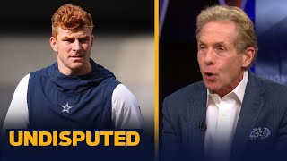 Skip Bayless predicts Andy Dalton's Cowboys will lose to Cardinals in WK 6 | NFL | UNDISPUTED