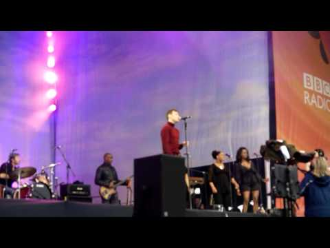 Will Young - Leave Right Now at Hyde Park