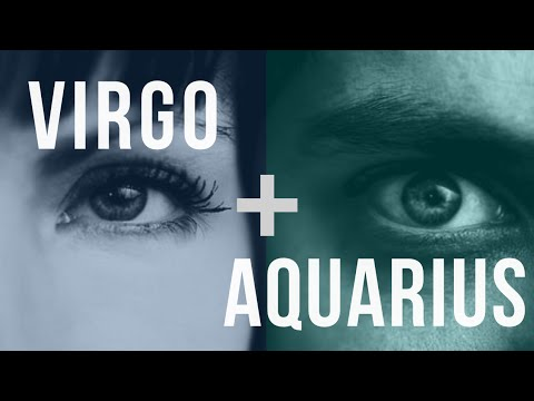 Aquarius compatible with virgo