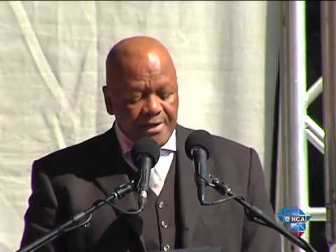 """Mbuli never forgot that he came from the township"" - Radebe"