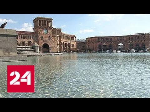 Выборы в Армении: лидирует правящая партия