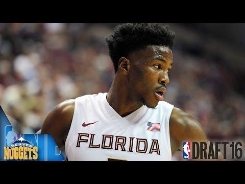 Malik Beasley FSU Highlights | Denver Nuggets SG
