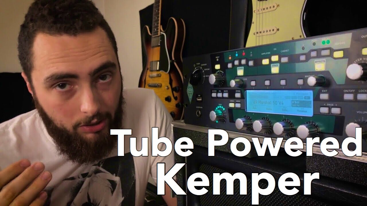 How To Power A Kemper With Tubes