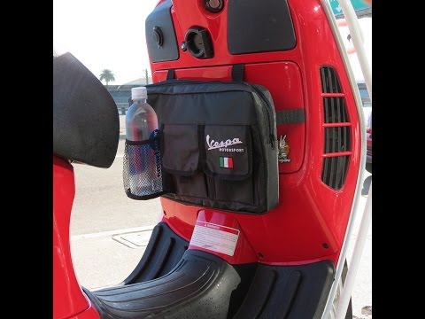 Vespa Glovebox Bag For Scooter Touring