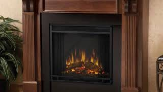 Fresh Finds: Ashley Electric Fireplace