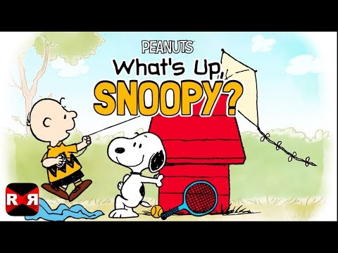 What's Up, Snoopy? – Peanuts (By Cartoon Network) - iOS / Android Gameplay Video