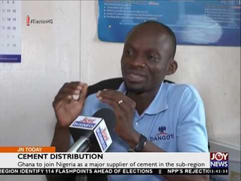 Cement distribution - Joy Business (22-7-16)