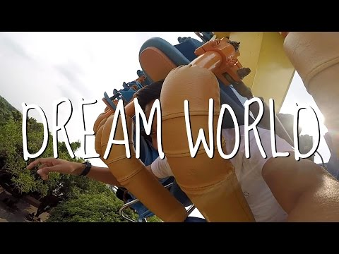 dream-world,-amusement-park-(bangkok,-thailand)-2k17- -gopro-hero-4