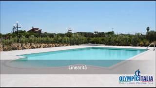 Costruzione Piscina Pubblica Norme UNI 10637 per Lilybeo Village   - Marsala Trapani
