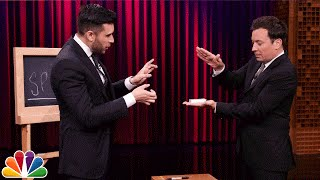 Illusionist Dan White Freaks Jimmy Out with a Telepathy Card Trick thumbnail