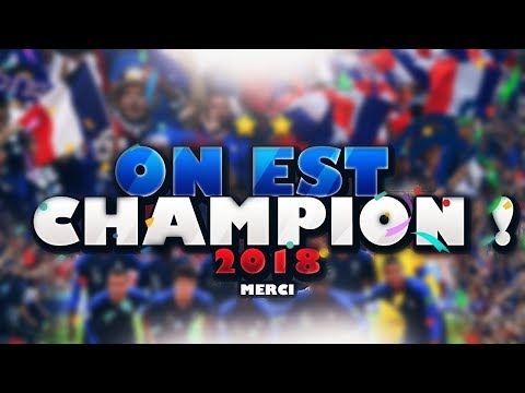 musique officiel de la coupe du monde france �������� 2018