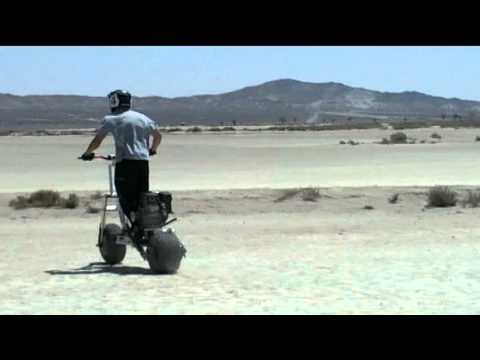 How To Make A High Performance Standup Scooter For 200