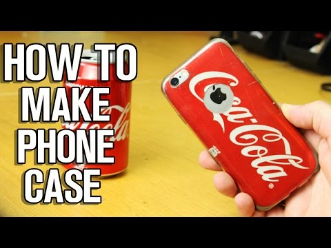 Thumbnail: How To Make Coca Cola Phone Case