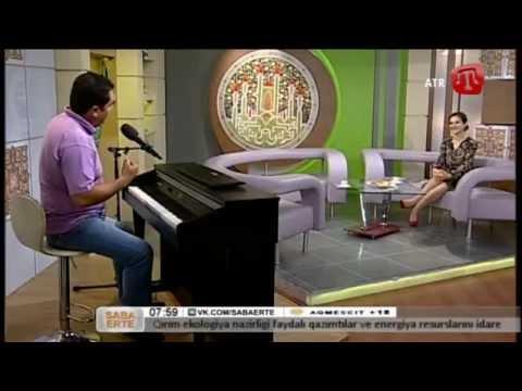 05 İyün (bozarğan) 2014 Saba Erte ATR-de Refat Abibullayev Qırımtatarca - 05/06/14 Crimean Tatar TV
