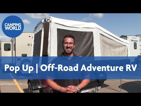 2018 Livin Lite Quicksilver 6.0  | Pop Up | Victory Red - RV Review