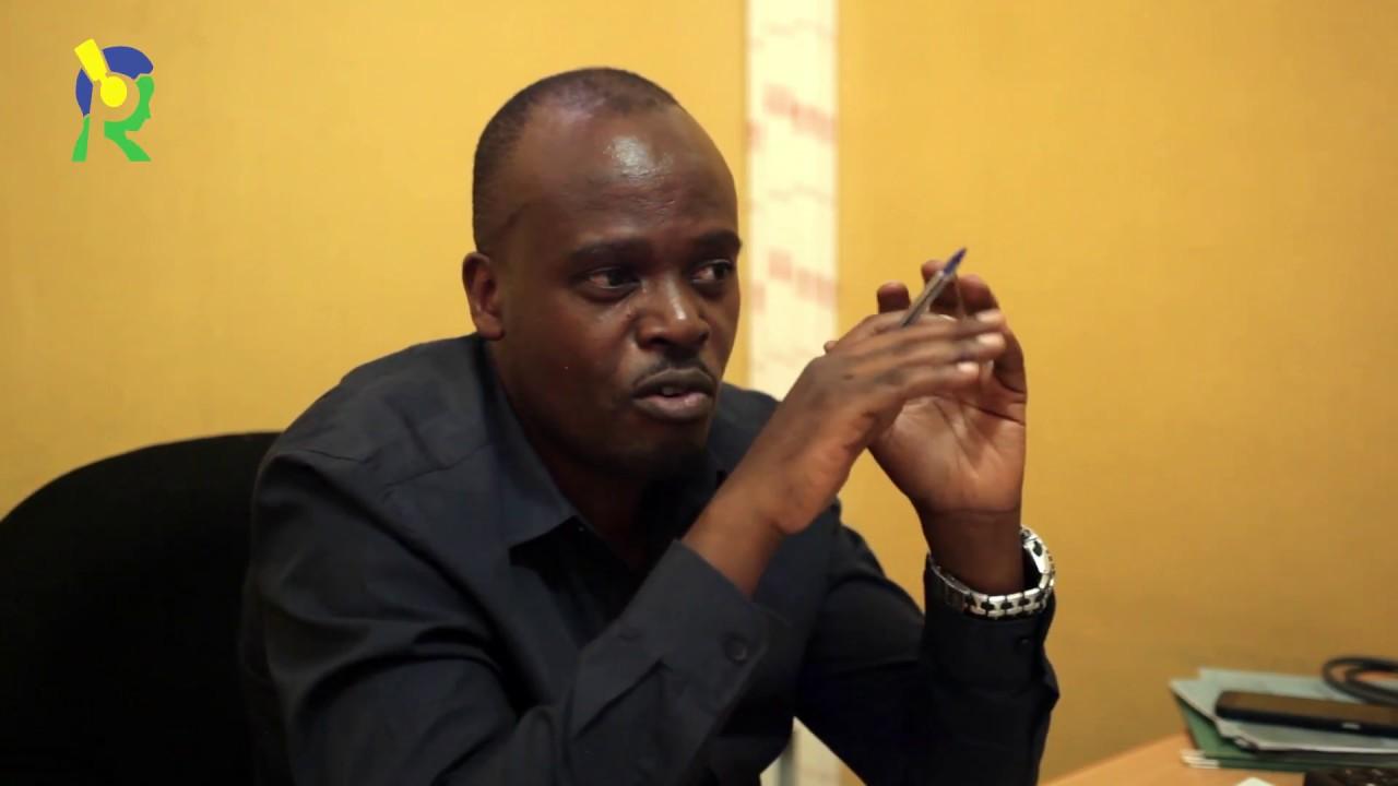 Dr Rwagatare Patrick atubwira indwara zo mu mutwe