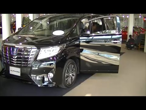 0e9edc96dd At last appeared from Toyota New Alphard and New Vellfire - YouTube