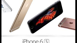 Apple iPhone 6S Keynote September 2015