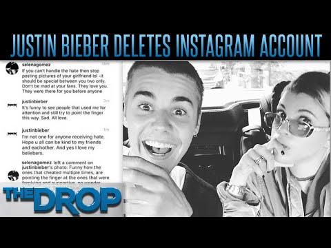 #RIP Justin Bieber's Instagram – The Drop Presented by ADD