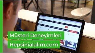 Hepsinialalim.com | IdeaSoft Müşteri Deneyimleri