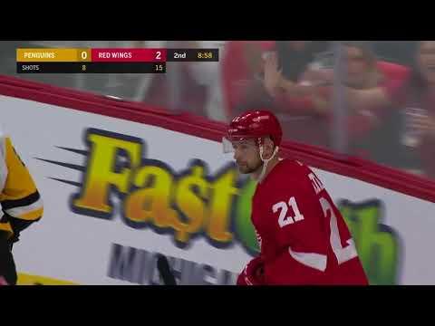 Pittsburgh Penguins vs Detroit Red Wings - September 25, 2017 | Game Highlights | NHL 2017/18