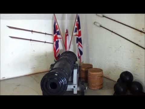 Gibraltar 100 Ton Gun Napier Of Magdala Battery Museum