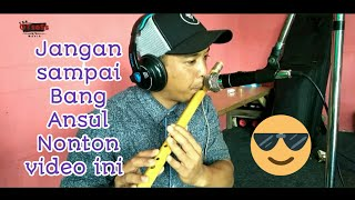 CINTA DAN DILEMA || COVER Cak Endex Flute