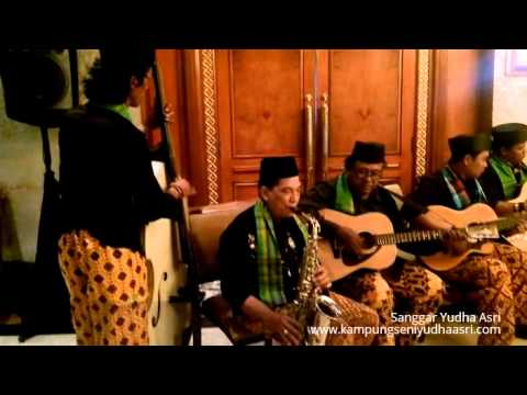 Musik Keroncong-Sanggar Yudha Asri@Global Innovation Competition 2015, Hotel Sultan, Jakarta 16/4/15