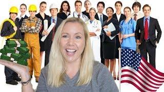 Arbeiten in Amerika: welche Jobs machen Sinn? | Sissi die Auswanderin