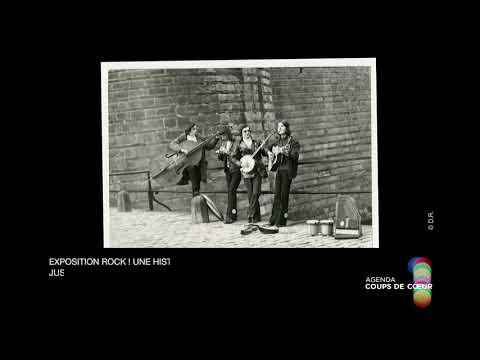EXPOSITION ROCK ! UNE HISTOIRE NANTAISE - ARTE