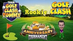 Golf Clash tips, Hole 1 - Par 4, Parc De Paris - 2nd Anniversary Tournament - ROOKIE GUIDE!
