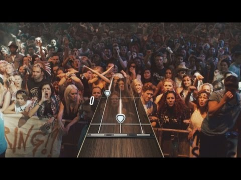 Guitar Hero Live's GHTV mode is a 24/7 music channel