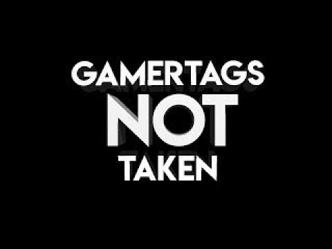 3 LETTER OG GAMERTAGS 2018!!(READ DESCRIPTION)