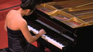 Hilda Huang, piano performs: JS Bach  Partita in A minor, BWV 827 Thumbnail