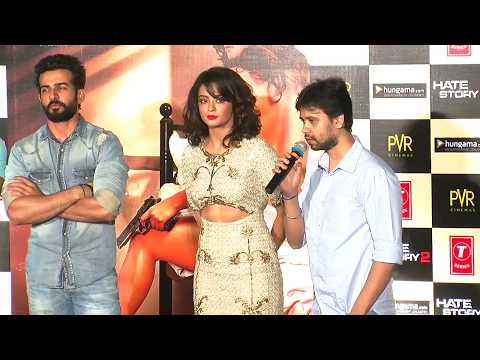 Hate Story 2 First Look & Trailer Launch | Surveen Chawla, Jay Bhanushali