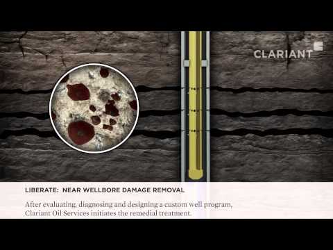 Clariant Oil Services: Liberate® - Near Wellbore Damage Removal